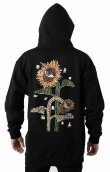 Many Hands Pullover Hoodie - Black