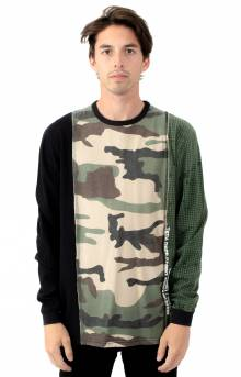 Many Wars L/S Shirt - Multi