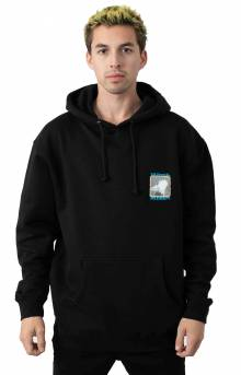 New Normal Pullover Hoodie - Black