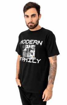 Nuclear Family T-Shirt - Black