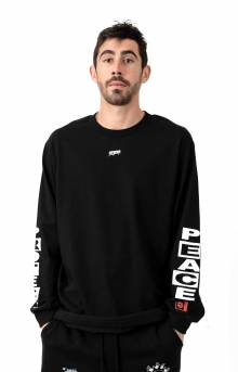 Prayer L/S Shirt - Black