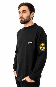 Radiated L/S Shirt - Black