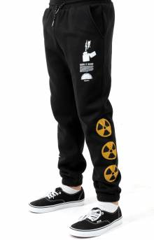 Radiated Sweatpant - Black