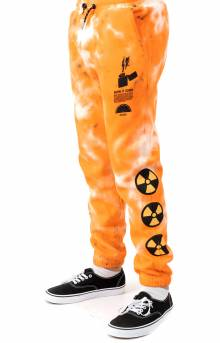 Radiated Sweatpant - Orange