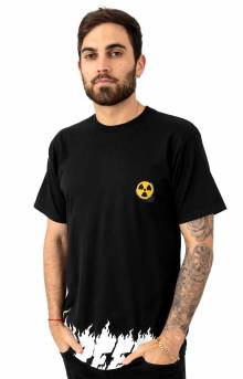 Radiated T-Shirt - Black