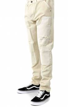 Reinforced Carpenter Pants - Off White