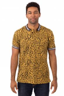 Sharps Polo - Leopard