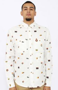 Signs & Symbols Button-Up Shirt