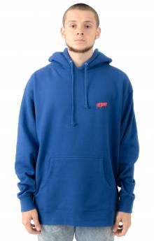 Sound & Fury Pullover Hoodie - Blue