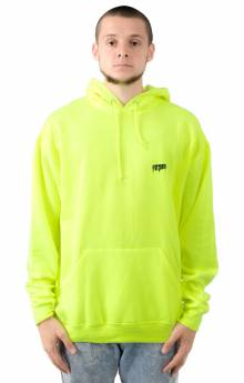 Sound & Fury Pullover Hoodie - Neon Yellow