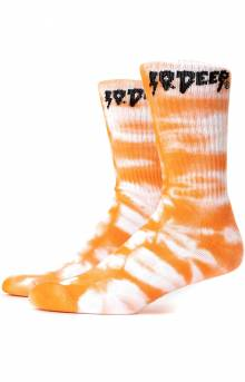 Sound & Fury Socks - Orange