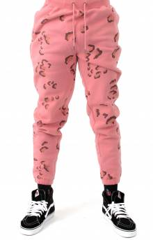 Sound & Fury Sweatpant - Pink Chips