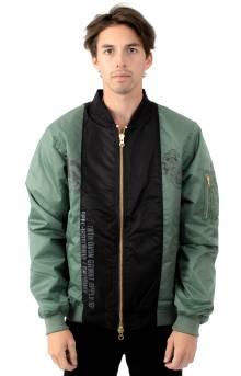 Sure Fire Bomber Jacket - Army