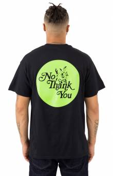 Thanks For Nothing T-Shirt - Black