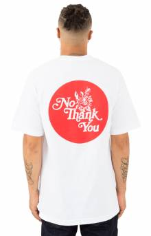 Thanks For Nothing T-Shirt - White