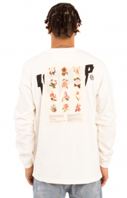Thinking Of You L/S Shirt - Off White