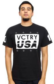 Victory USA T-Shirt - Black