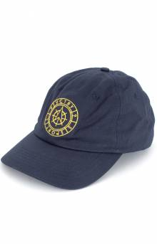 Waterside Dad Hat - Navy