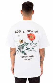 Agriculture T-Shirt - White