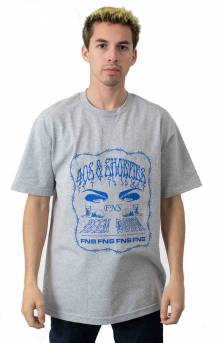 Angel Eyes T-Shirt - Grey