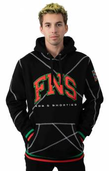 Higher Learning Pullover Hoodie - Black
