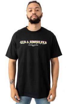 Old School T-Shirt - Black