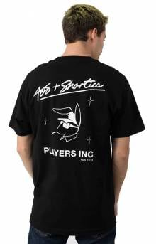 Players Inc. T-Shirt - Black
