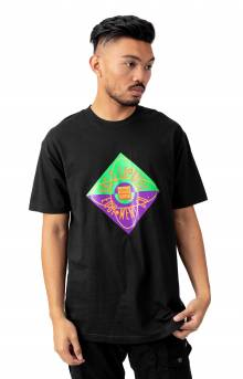 Retro T-Shirt - Black