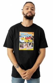 Talk Show T-Shirt - Black