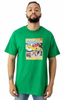 Talk Show T-Shirt - Kelly Green