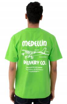 Delivery T-Shirt - Lime