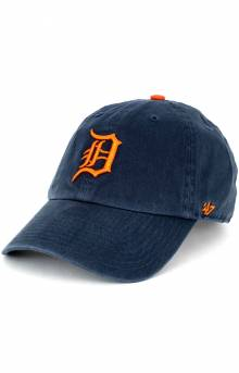 Detroit Tigers Clean Up Cap - Navy