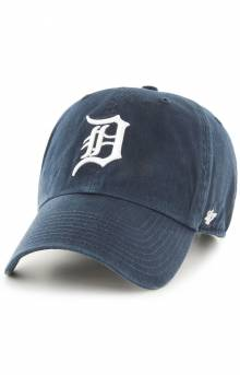 Detroit Tigers Home '47 Clean Up Cap - Navy