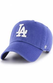 Dodgers '47 Clean Up Cap - Royal Blue