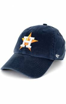 Houston Astros Clean Up Cap - Navy