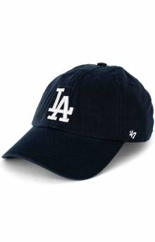 LA Dodgers 47 Clean Up Cap - Navy