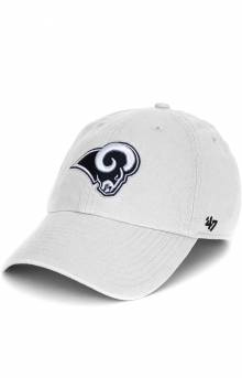 LA Rams Clean Up Cap - Grey