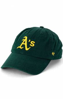 Oakland Athletic 47 Clean Up Cap - Dark Green