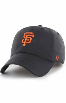 San Francisco Giants Repetition 47 Clean Up Cap - Black