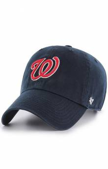 Washington Nationals '47 Clean Up Cap - Navy