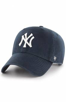 Yankees Clean Up Cap - Home