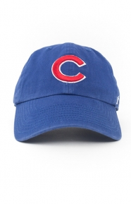 47 Clothing, Cubs Clean Up Cap - Royal Blue