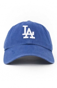 47 Clothing, Dodgers Clean Up Cap - Royal Blue