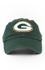 47 Clothing, GB Packers Clean Up Cap - Dark Green