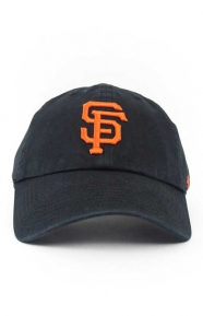47 Clothing, Giants Clean Up Cap - Black