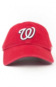 47 Clothing, Nationals Clean Up Cap - Home