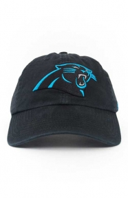 47 Clothing, Panthers Clean Up Cap - Black