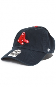 Red Sox Clean Up Cap - Navy