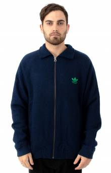 All Timers Jacket - Collegiate Navy/Green