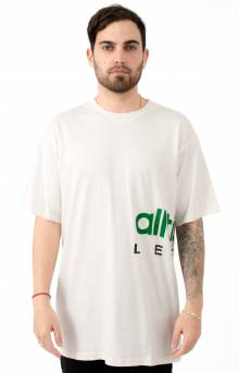All Timers T-Shirt - Chalk White/Green/Black